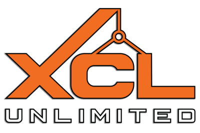 XCL Logo - Orange White Black [1500 x 1000 - 72PPI w Drop]